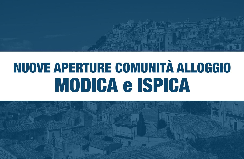 ultime aperture presso Modica Via Sorda Sampieri Sub 84 e Sub 85 ed Ispica Cors